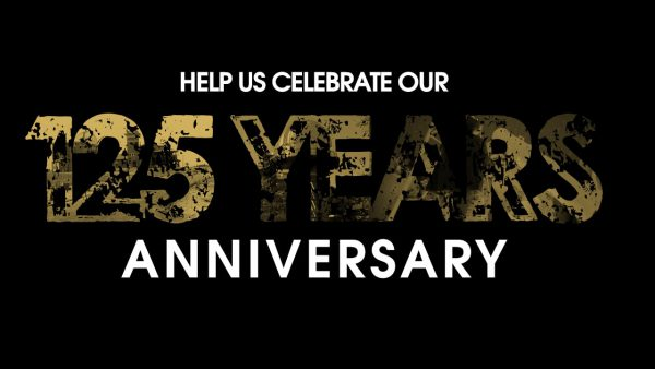 Help us celebrate our 125th Anniversary