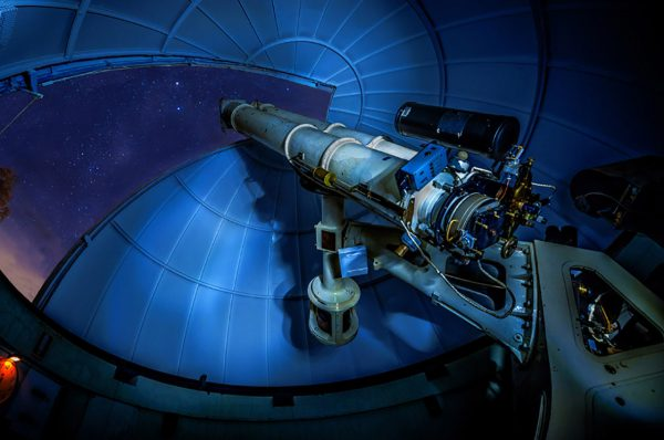 The Astrographic Telescope. Image Credit: Lemuel Tan
