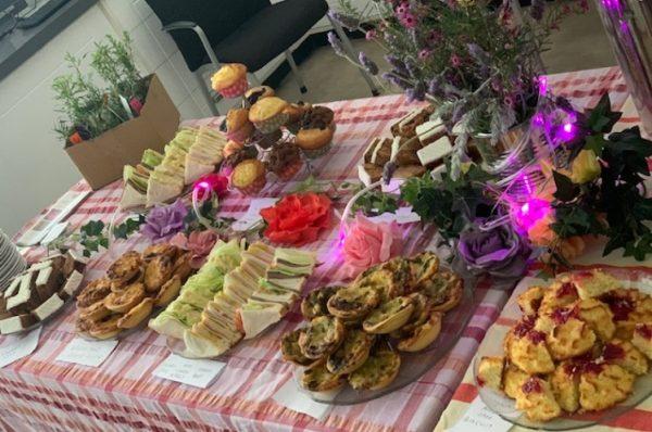 Food platters. Image Credit: Julie Matthews