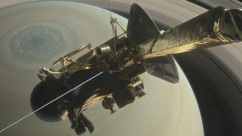 Cassini Banner