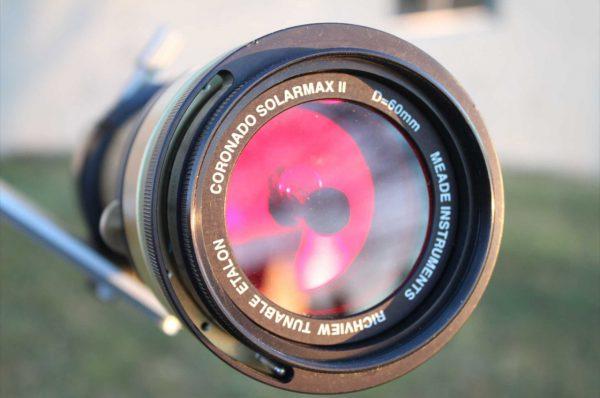 The Coronado Solar Telescope. Image Credit: Astromart.com
