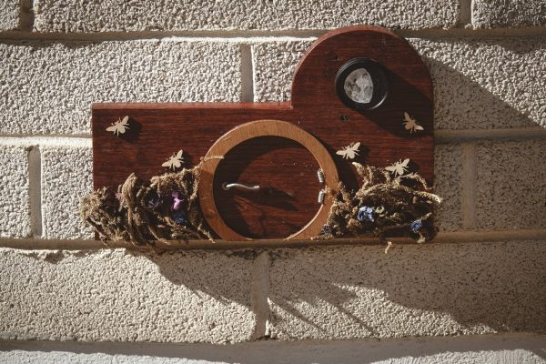 Fairy door for the Astrographic Dome. Image Credit: Dr Jan Baldwin