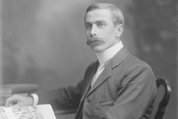 Harold Curlewis. Image Credit: Perth Observatory