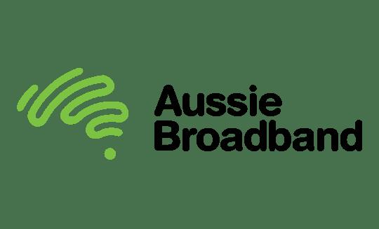 Homepage logo for Aussie Broadband