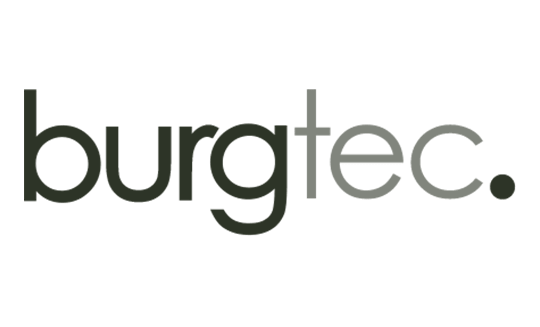 Homepage logo for Burgtec