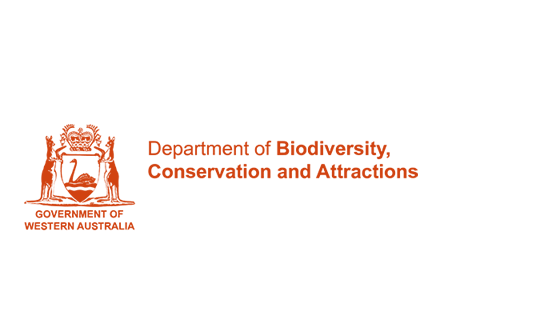 Homepage logo for Department of Biodiversity Conservation and Attractions