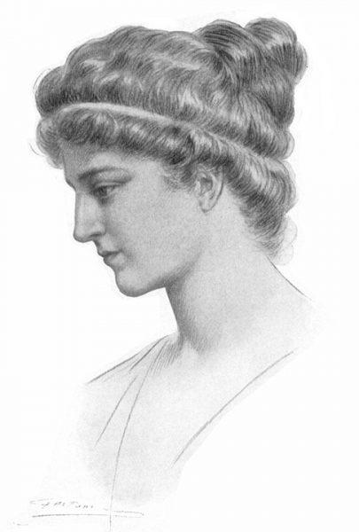 Hypatia of Alexandria. Image Credit: Princeton.edu