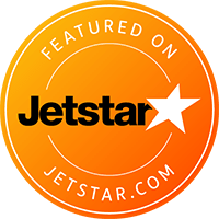Featured on Jetstar.com