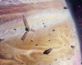 Juno At Jupiter Banner