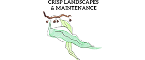 Crisp Landscapes & Maintenance logo