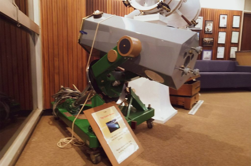 Mike Candy Telescope