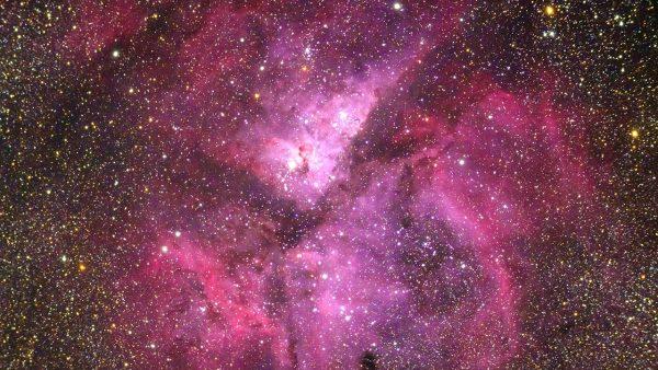 The Carina Nebula (NGC 3372). Image Credit: Roger Groom