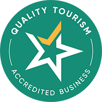 Quality Tourism Accredited Logo