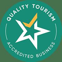 Quality Tourism Accredited Logo