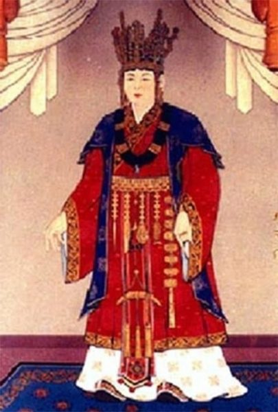 Queen Seondeok of Silla. Image Credit: Wikipedia