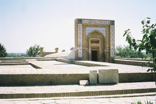 Samarkand Observatory in 2001. Image Credit: Nasser Rabbat of the Aga Khan Program at MIT