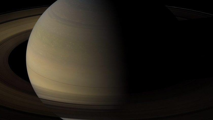 Saturn banner