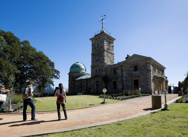 Sydney Observatory. Image Credit Museum of Applied Arts and Sciences