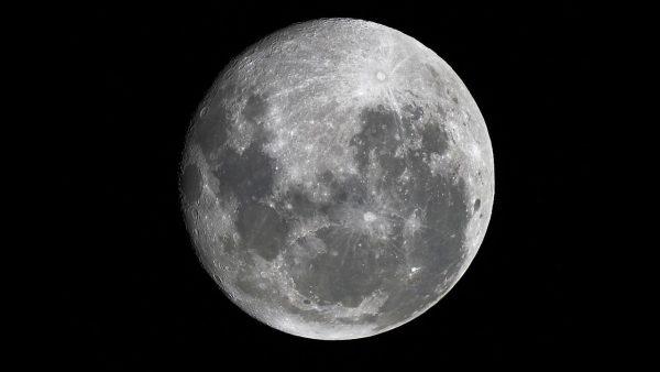 The Full Moon. Image Credit: Craig Buckingham